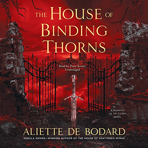 The House of Binding Thorns audiobook cover art