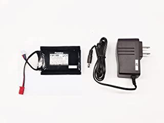 MALTA - FUTABA送信機用LiFe電池1100mAh&AC100V充電器セット 7PXR,7PX,7XC,4PXR,4PX,4PKS,4PK,4PLS,4PL,4PV,3PV,18SZ,16SZ,14SG,12K,10J,8J,6J,...