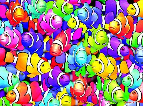 1000 piece clown puzzles - 4