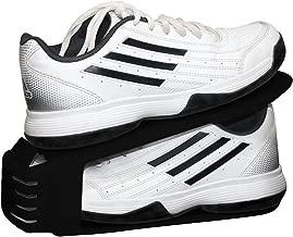 Cpixen Shoes Sandals Footwear Organiser Space Saver Rack Shoes Stand for Home, Shop & Office (6 Pcs Set)