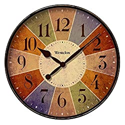 Westclox 32897 Wall Clock