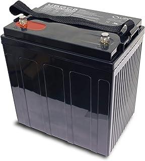 Universal Power Group UBGC8 8 Volt 200 AH Golf Cart Deep Cycle AGM Sealed Battery