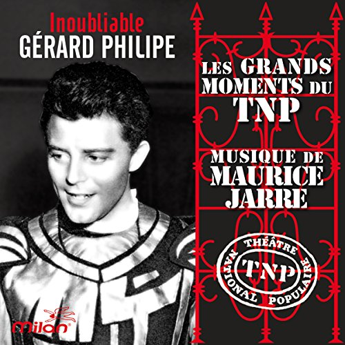 L'Inoubliable Gérard Philipe cover art