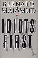 Idiots First (FSG Classics) Kindle Edition