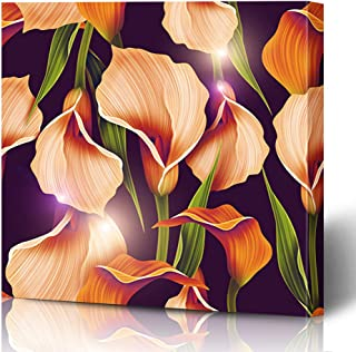 Best calla lily painting pattern Reviews
