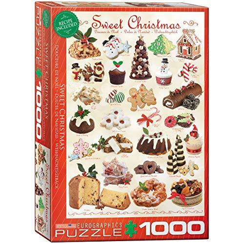 EuroGraphics Christmas Treats Puzzle (1000-Piece)