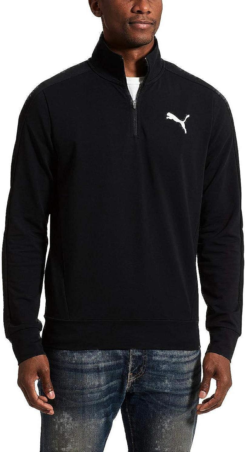 PUMA Men's Stretchlite Dealing full price trend rank reduction Sweatshirt