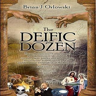 Deific Dozen audiobook cover art