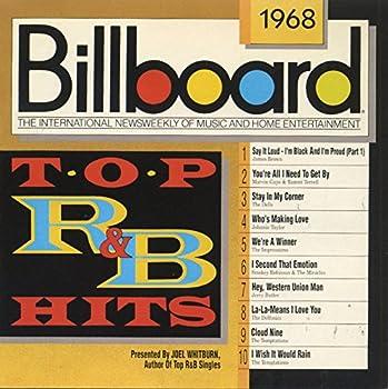 Billboard Top R&B Hits  1968