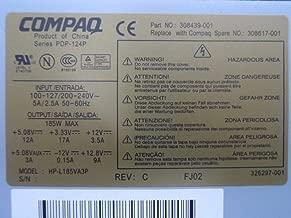 HP - 185W 100-240VAC Power Supply-Business PC D530 SFF D538 (Renewed)