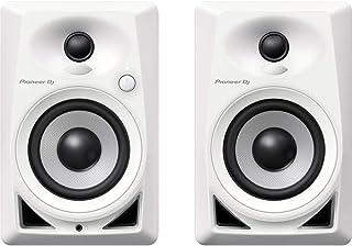Pioneer Pro DJ, branco (DM-40-W)