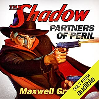 Partners of Peril (The Shadow) audiobook cover art