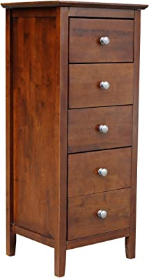 Amazon.com: Nafenai Storage Cabinet 5 Drawer,Storage Drawers ...