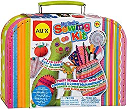 ALEX Toys Craft My First Sewing Kit - Best Toys for 7 Year Old Girls