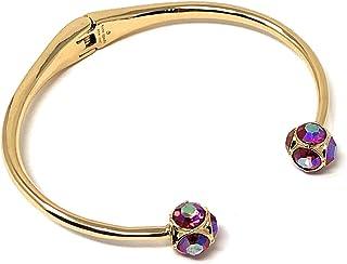Kate Spade New York Lady Marmalade Open Cuff Pink Bracelet