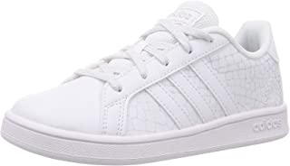 adidas GRAND COURT K Uniseks volwassen. Tennisschoenen.