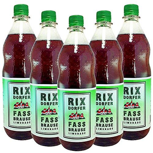 Rixdorfer Fassbrause 5x 1,0 Liter PET-Flasche