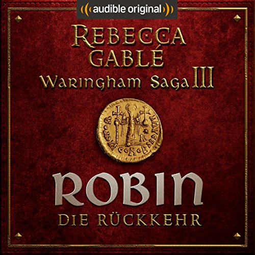 Robin - Die Rückkehr audiobook cover art