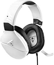 Turtle Beach Recon 200 White Amplified Gaming Headset for...