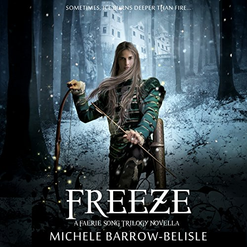 Freeze audiobook cover art