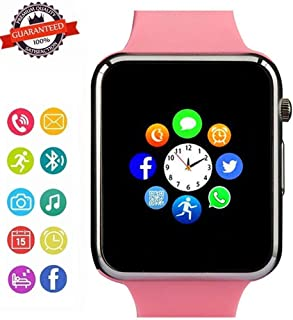 Bluetooth Smart Watch - Wzpiss Life Waterproof Smart Wrist Watch Smartwatch Phone Fitness Tracker with SIM