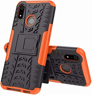 FanTing Case for vivo iQOO Neo3 5G, Detachable 2 in 1 Shockproof Cover [Drop Resistance] [High Impact] [Heavy Duty] [TPU+P...