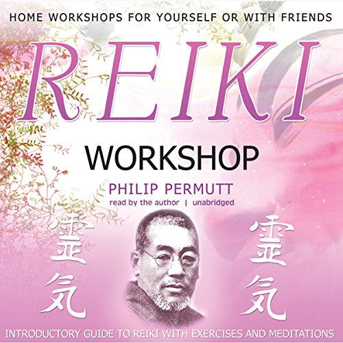 Reiki Workshop audiobook cover art