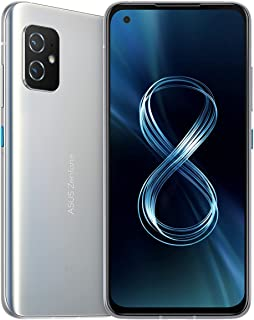 Asus Zenfone 8 5G Dual ZS590KS 256GB 12GB RAM Factory Unlocked (GSM فقط | No CDMA - غير متوافق مع Verizon/Sprint) الإصدار ...