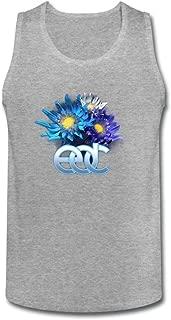 SUNRAIN Men's 2016 Electric Daisy Carnival EDC Logo Tank Top