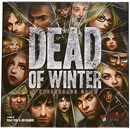 Dead of Winter Crossroads Game by Plaid Hat Games