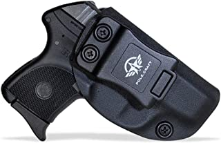 IWB Kydex Holster Custom Fit: Ruger LCP 380 Auto Pistol – Inside Waistband..