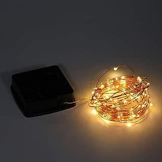 30 LED illuminazione Decorazione 15 TROMBETTE catena luminosa illuminazione LANTERNA PARTY