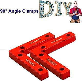 GLESOURCE Aluminium Alloy 90 Degree Positioning Squares 4.7