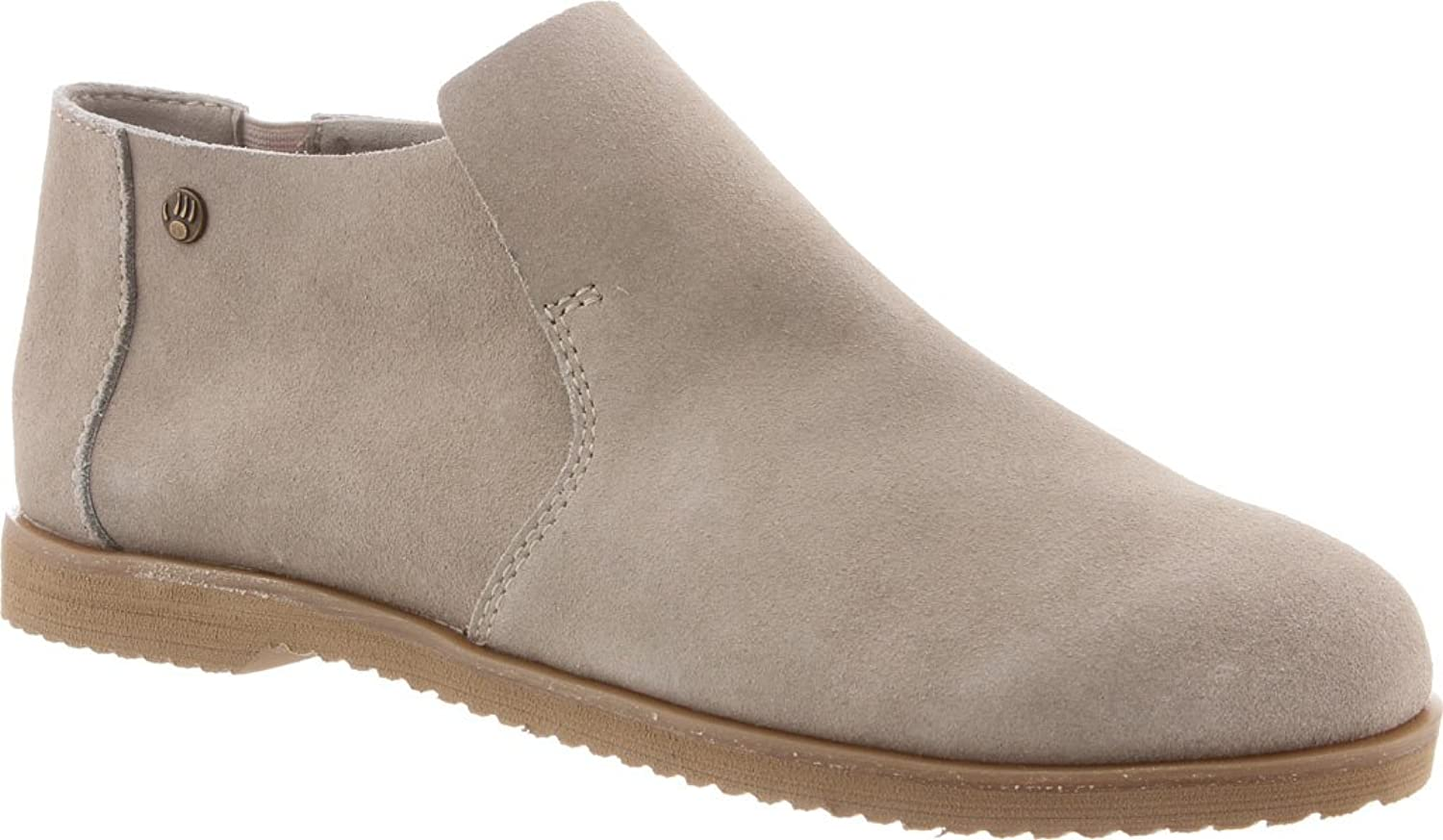 Bearpaw Women's Charlize Slip-On Ankle Boot