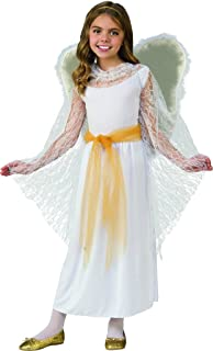 Rubie's Lace Angel Children's Costume, na, Medium