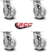 2 inch stainless steel casters