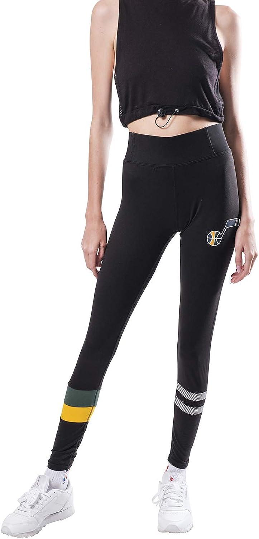 Ultra Game NBA Women's Leggings Yoga Ranking New life TOP3 Sport Active Fitness Pants
