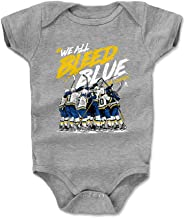 500 LEVEL St. Louis St. Louis Hockey Baby Clothes & Onesie (3-24 Months) - St. Louis Hockey Bleed Blue