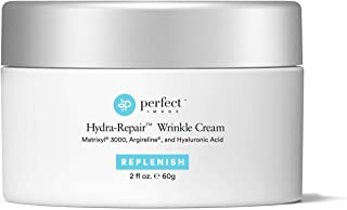 Best Hydra-Repair Wrinkle Cream for Face (Post Peel), Anti Wrinkle Cream with Matrixyl 3000, Argireline, Hyaluronic Acid, and Natural Botanical Extracts - Perfect Image Review