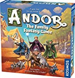Andor: The Family Fantasy Game, Cooperative Family Board Game by Kosmos, 2 to 4 Players, Ages 7+
