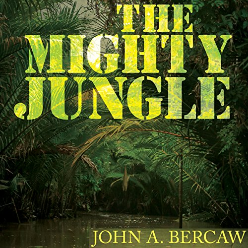The Mighty Jungle audiobook cover art