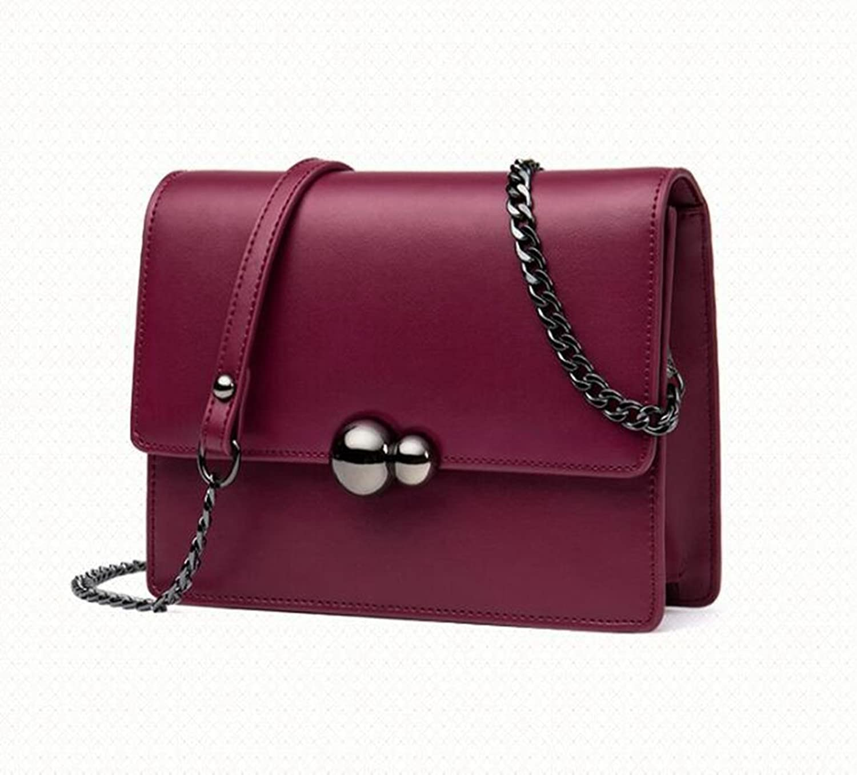 LXopr@,Genuine Leather,Shoulder Bags,Crossbody Bag,Backpack,Ms,7.8  2.4  6.6(inch)