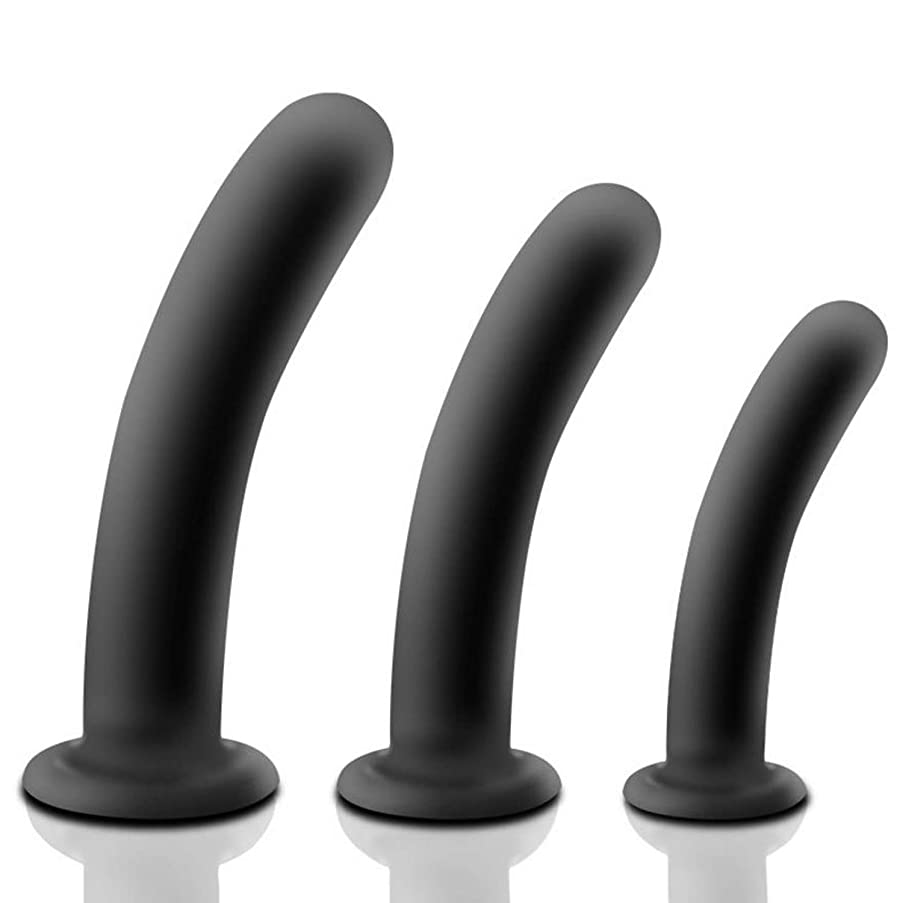Plug Suctioncup Blockage_Plug Toy for Beginner Silicone Smooth Gentleman Vagina Excited Female Blockage Blockage Appliances Blockage Massage