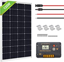 Best 120w solar panels for sale Reviews