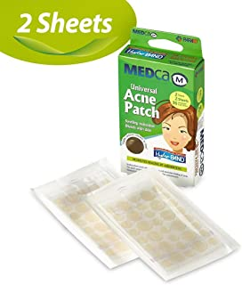 Acne Patch - Spot Dots 72 Count, Hydrocolloid Bandages, Acne Pimple Care Patches Absorbing Round Pads, Blemish Covers