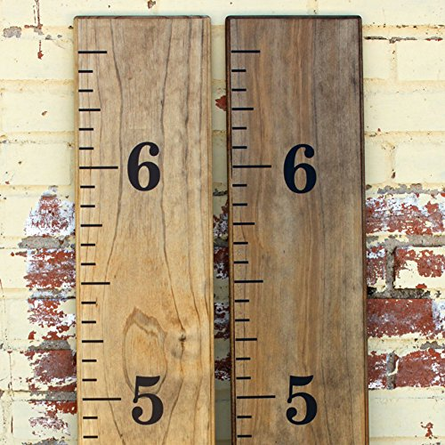 wall growth chart decal - 1