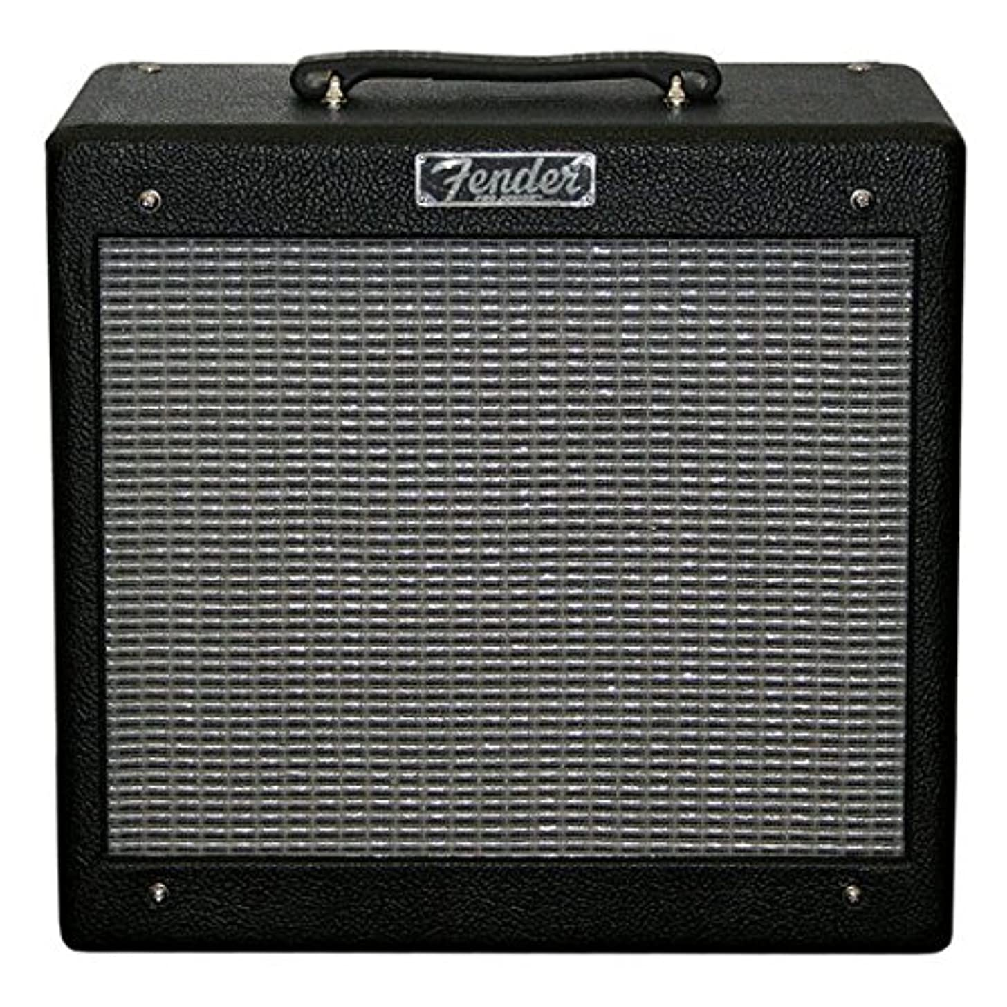 Fender Pro Junior III 15-Watt 1x10-Inch Guitar Combo Amp - Black