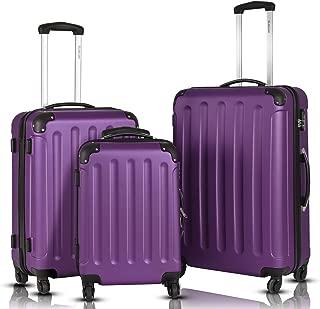 luggage trolley set