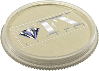 Diamond FX Neon Face Paint - White (30 gm)