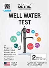 Well Water Test Kit for Drinking Water – Quick and Easy Home Water Testing Kit for..